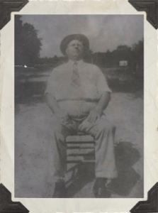 My great-grandfather, James Moffett
