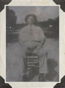 My great-grandfather, James Moffett