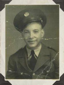 My grandfather, Sam Wilson