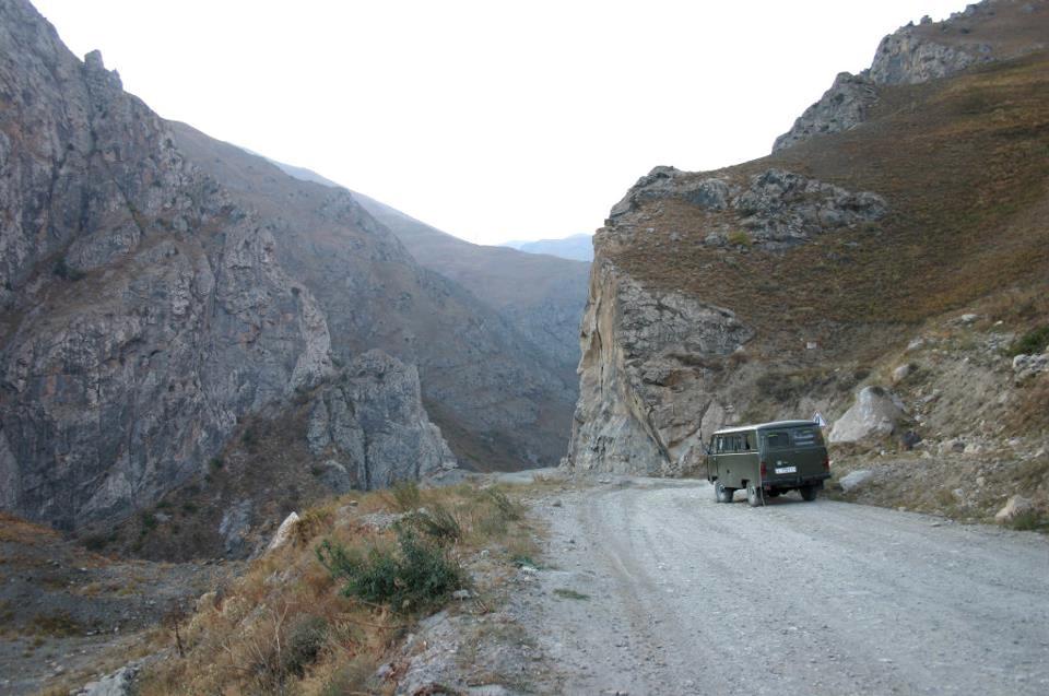Tajikistan 2006